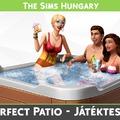 The Sims 4 Perfect Patio Stuff - Játékteszt