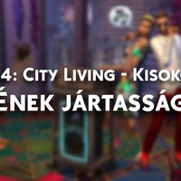 The Sims 4: City Living - Kisokos: Ének jártasság