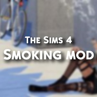 The Sims 4: Smoking Mod (18+) - Játékteszt
