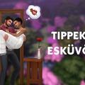 The Sims 4: Tippek egy tökéletes esküvőhöz.