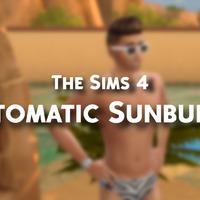 The Sims 4: Automatic Sunburns Mod - Játékteszt