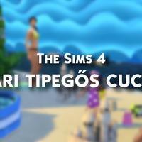 The Sims 4 - Nyári cuccok tipegőknek!