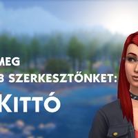 Ismerd meg legújabb szerkesztőnket, Kittót!