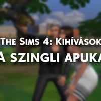The Sims 4: A szingli apuka - Kihívás