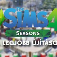 Ezért várjuk a The Sims 4: Seasons kiegészítőt.