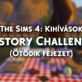 The Sims 4 - History challenge (part 5) - Kihívás