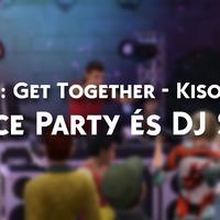 The Sims 4: Get Together - Kisokos: Dance Party és DJ skill