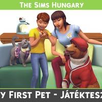 The Sims 4: My First Pet Stuff - Játékteszt
