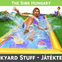 The Sims 4: Backyard Stuff - Játékteszt