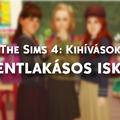 The Sims 4: Bentlakásos iskola - Kihívás