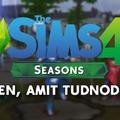 Minden, amit tudnod kell a The Sims 4: Évszakok kiegészítőről!