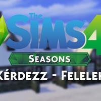 Kérdezz-felelek a producerekkel: The Sims 4: Évszakok