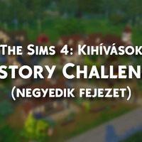 The Sims 4 - History challenge (Part 4) - Kihívás