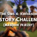 The Sims 4 - History challenge (Part 2) - Kihívás