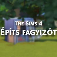 Így építs fagyizó bódét a The Sims 4-ben!