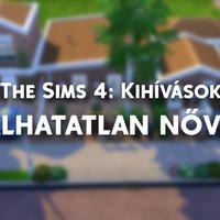 The Sims 4: A négy halhatatlan nővér - Kihívás