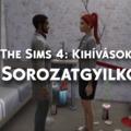The Sims 4: A Sorozatgyilkos - Kihívás