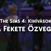 The Sims 4: Fekete özvegy - Kihívás