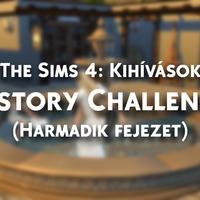 The Sims 4: History challenge (Part 3) - Kihívás