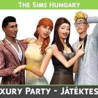 The Sims 4: Luxury Party Stuff - Játékteszt