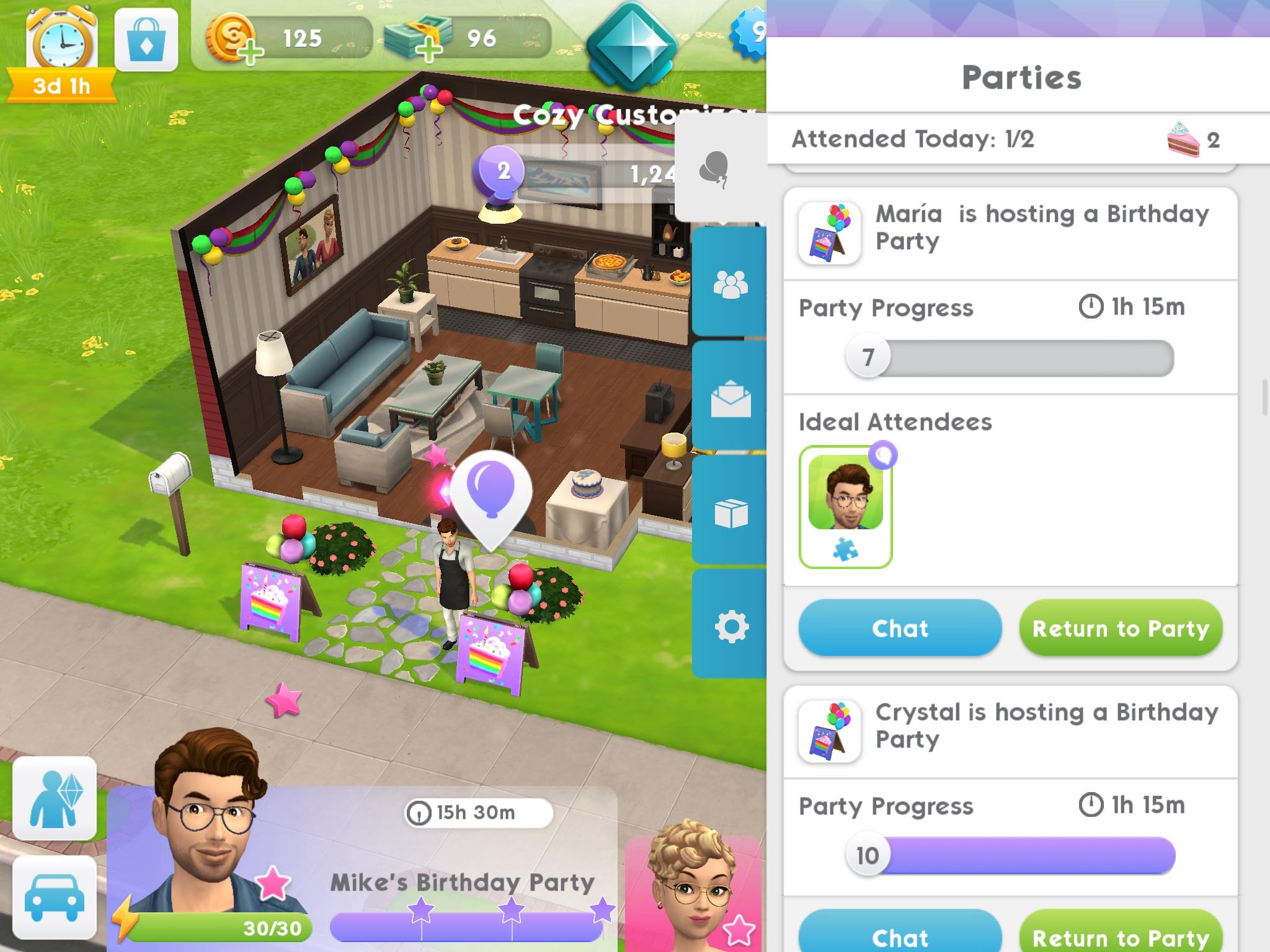 Sims freeplay randevú házasok között társkereső oldalak 20s