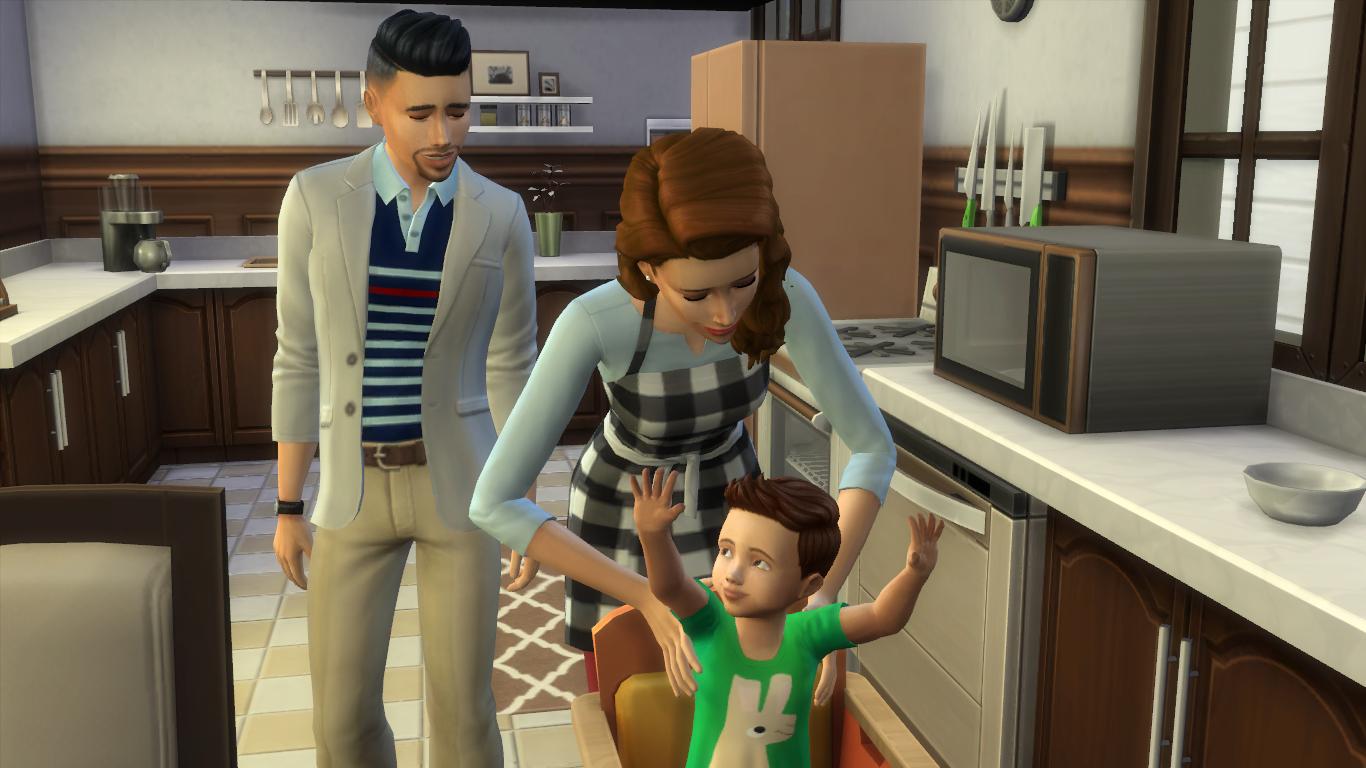 sims 4 fogyni gyermek