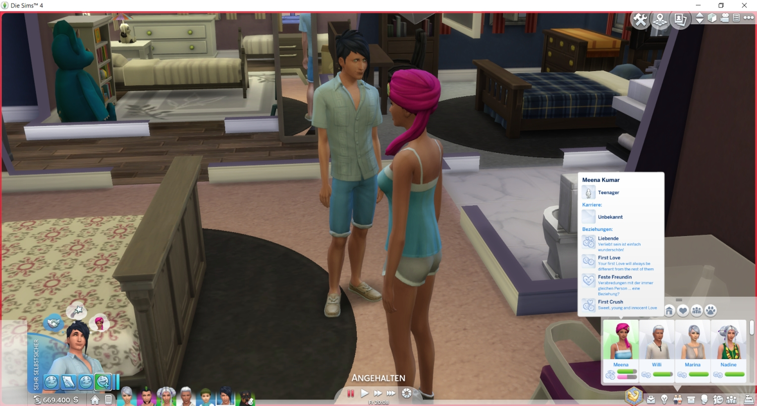 first love mod sims 4