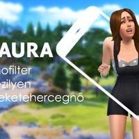 Ismerd meg a villa fekete hercegnőjét, Laurát!