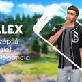 Ismerd meg a villa sármőrjét, Alexet!