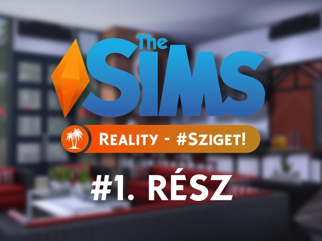 TSR - #Sziget! - 1. rész - Költözz be!