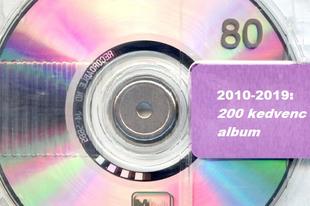 2010-2019: 200 kedvenc album (20-1)