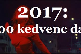 2017: 100 kedvenc dal (40-21)