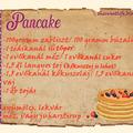 Amerikai hét: pancake