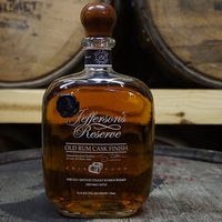 Jefferson's Bourbon Old Rum Cask Finish