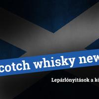 Skóciai lepárlónyitások a közeljövőben - összefoglaló