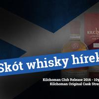 Két új Kilchoman kiadás 2016 végén
