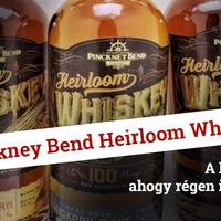 Pinckney Bend Heirloom Corn whiskey