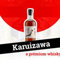 Karuizawa - a prémium whisky japánul