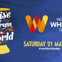 World Whisky Day - igyál egyet a világgal