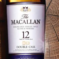 The Macallan Double Cask 12yo