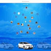 Valahogy így lehet autót eladni! Zseniális, digitális!
