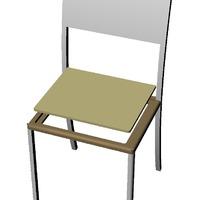 Lehet-e lemezes ülőfelületű thonetszéket átfordítani nádszövet betétesre?