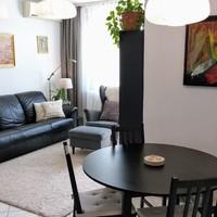 Egy építész első lakása. 68 m2-es panel lakásbemutató