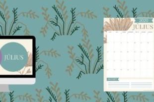 Júliusi naptárak