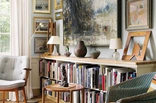11 csodálatos könyvespolc