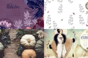 Letölthető októberi háttérképek