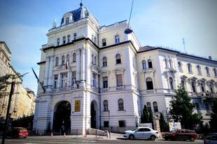 Érdekes épületek - Központi Statisztikai Hivatal