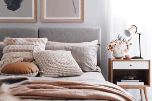 Nem jól alszol? Lehet a hálószobád a ludas!
