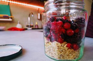 A tökéletes cukormentes házi granola