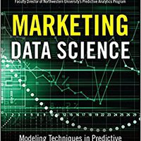 DJVU Marketing Data Science: Modeling Techniques In Predictive Analytics With R And Python (FT Press Analytics). choice cashback acciones first played Serie